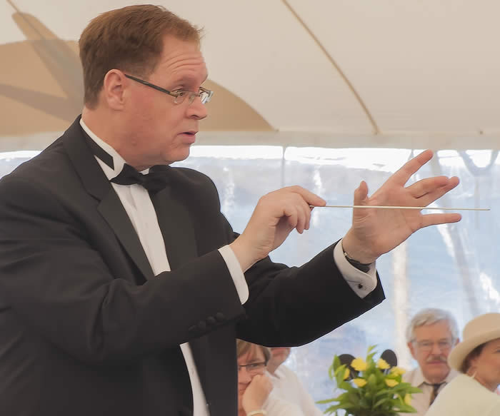 Philip Sanborn, Conducter